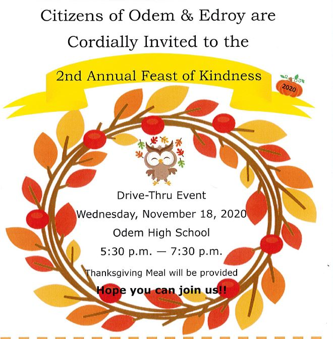 Annual Feast of Kindness