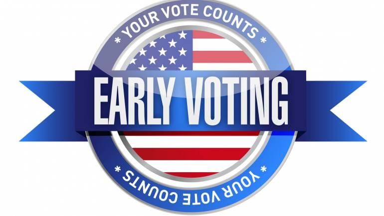 Early Voting Notice / Voto Adelantado (May, 1st, 2021) –