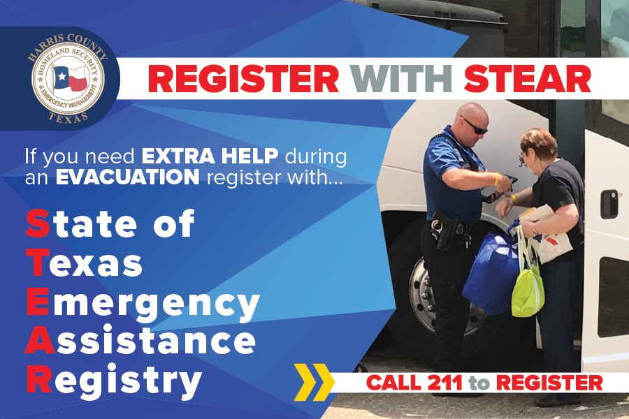 Get Assistance During Times of an Emergency or Disaster Event