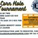 Fall Fair – Corn Hole Tournament